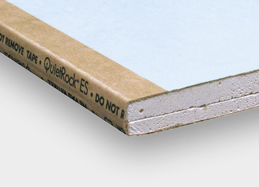 Multi Drywall Layers : Ez snap mold resistant quietrock